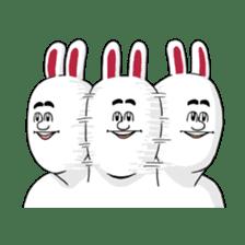 Jigoku no Misawa The Hare & the Tortoise sticker #60380