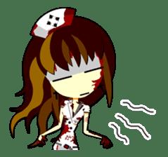 Bloody Nurses's Nightmare English Ver.1 sticker #62699