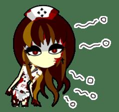 Bloody Nurses's Nightmare English Ver.1 sticker #62701