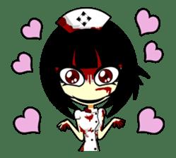 Bloody Nurses's Nightmare English Ver.1 sticker #62702