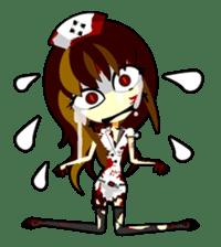 Bloody Nurses's Nightmare English Ver.1 sticker #62707