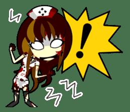 Bloody Nurses's Nightmare English Ver.1 sticker #62711