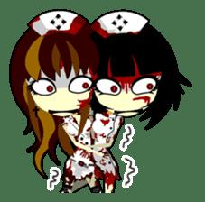 Bloody Nurses's Nightmare English Ver.1 sticker #62712