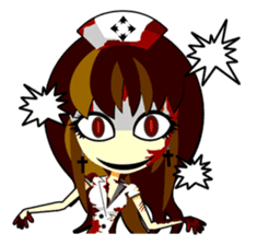 Bloody Nurses's Nightmare English Ver.1 sticker #62720
