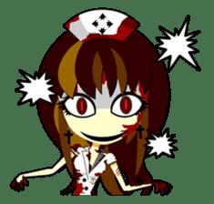 Bloody Nurses's Nightmare English Ver.1 sticker #62720
