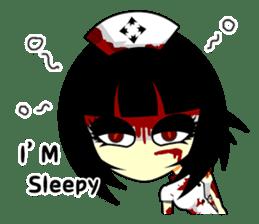 Bloody Nurses's Nightmare English Ver.1 sticker #62721