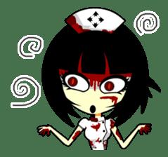 Bloody Nurses's Nightmare English Ver.1 sticker #62725