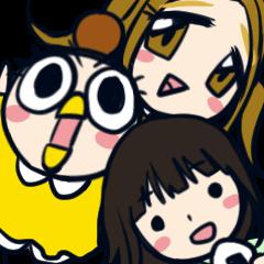 TSUKURUJYO  japanese creator girls
