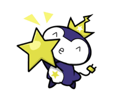 [Internet Emperor Penguin] sticker #165060