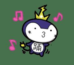 [Internet Emperor Penguin] sticker #165061