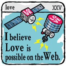 40 things I believe in. (English) sticker #172665