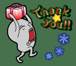 Erugahrian -Christmas!!- sticker #174323