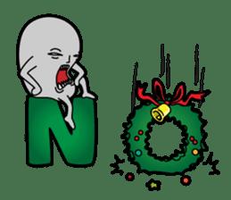 Erugahrian -Christmas!!- sticker #174330
