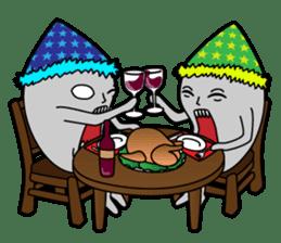 Erugahrian -Christmas!!- sticker #174334