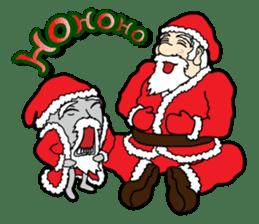 Erugahrian -Christmas!!- sticker #174346