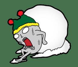 Erugahrian -Christmas!!- sticker #174350