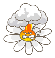 Mr Fa - Angry Edition sticker #175491