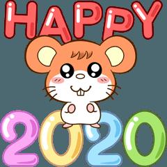 สวัสดีปีหนู 2020
