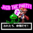 RPG風スタンプ