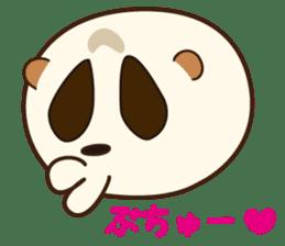 lovely slow loris sticker #206525