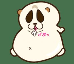 lovely slow loris sticker #206530