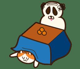 lovely slow loris sticker #206542