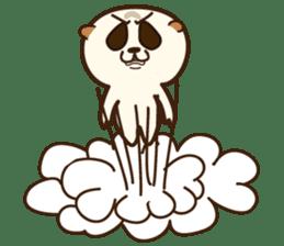 lovely slow loris sticker #206544
