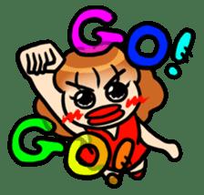 emiri_chan_stamp sticker #212635