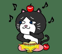 (78)Cats&Kappa Stamp 2 sticker #213996