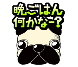 Dogs,Cats and Love Umbrellas1(Japanese) sticker #222145