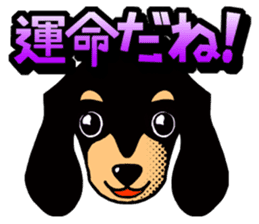 Dogs,Cats and Love Umbrellas1(Japanese) sticker #222146