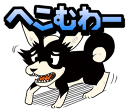 Dogs,Cats and Love Umbrellas1(Japanese) sticker #222151