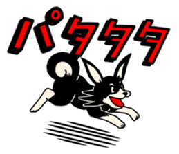 Dogs,Cats and Love Umbrellas1(Japanese) sticker #222155