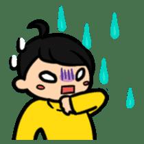 Haneru the  Underwhelming Boy sticker #224222