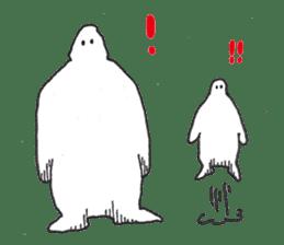 spook ! sticker #224844