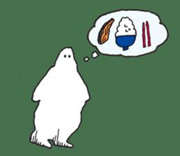 spook ! sticker #224849