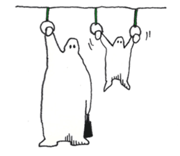 spook ! sticker #224865