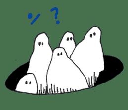 spook ! sticker #224880