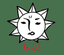 Sunny Madam sticker #225255
