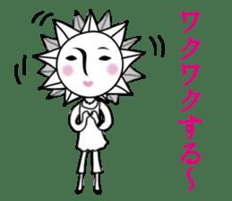 Sunny Madam sticker #225270