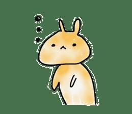 bunny of moqsama! sticker #225287