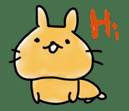 bunny of moqsama! sticker #225317