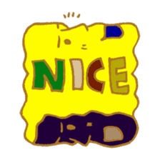 The Word Characters (English ver) sticker #226610