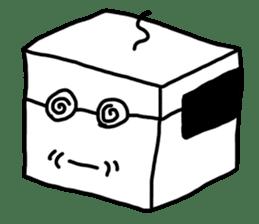 Tofu chan vol.1 sticker #228213