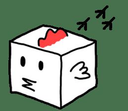 Tofu chan vol.1 sticker #228225