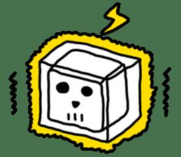 Tofu chan vol.1 sticker #228231