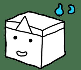 Tofu chan vol.1 sticker #228232