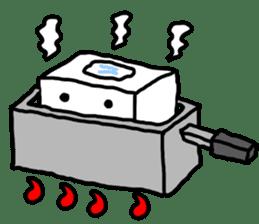 Tofu chan vol.1 sticker #228233