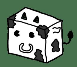 Tofu chan vol.1 sticker #228235