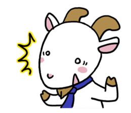 Little goat, May & Rio sticker #230532